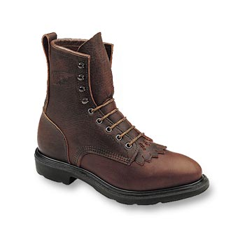 """931 Redwing 8"""" Lace-Up Boot"""