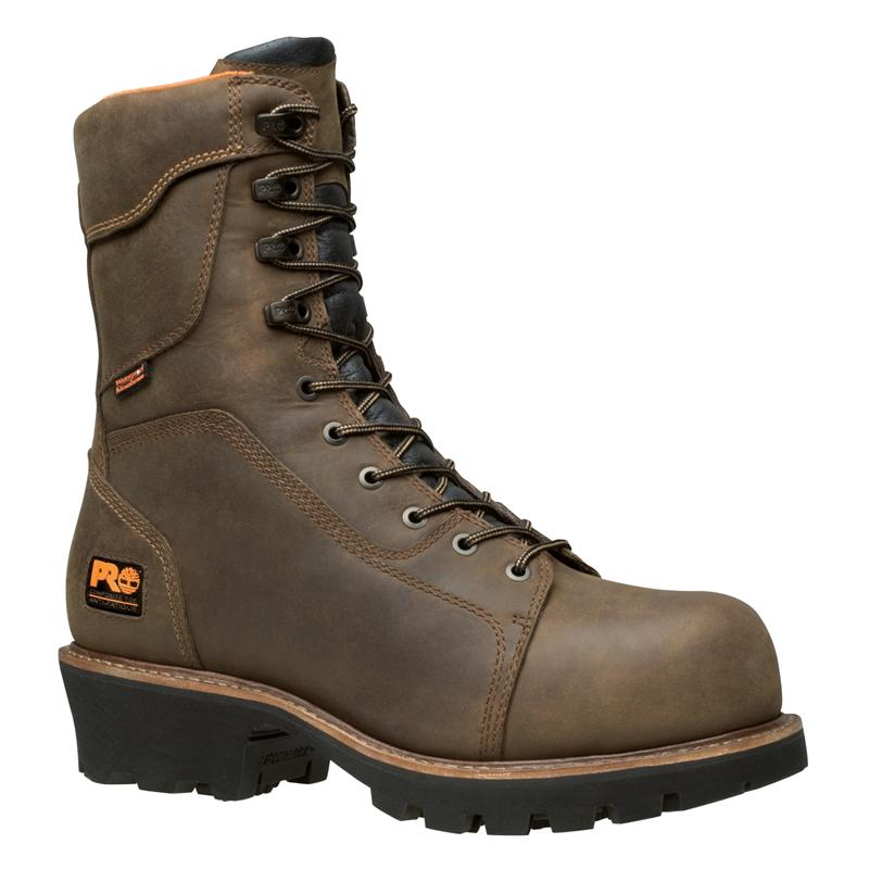 Timberland 89656 Men S Rip Saw Wp Insulated Logger Boot