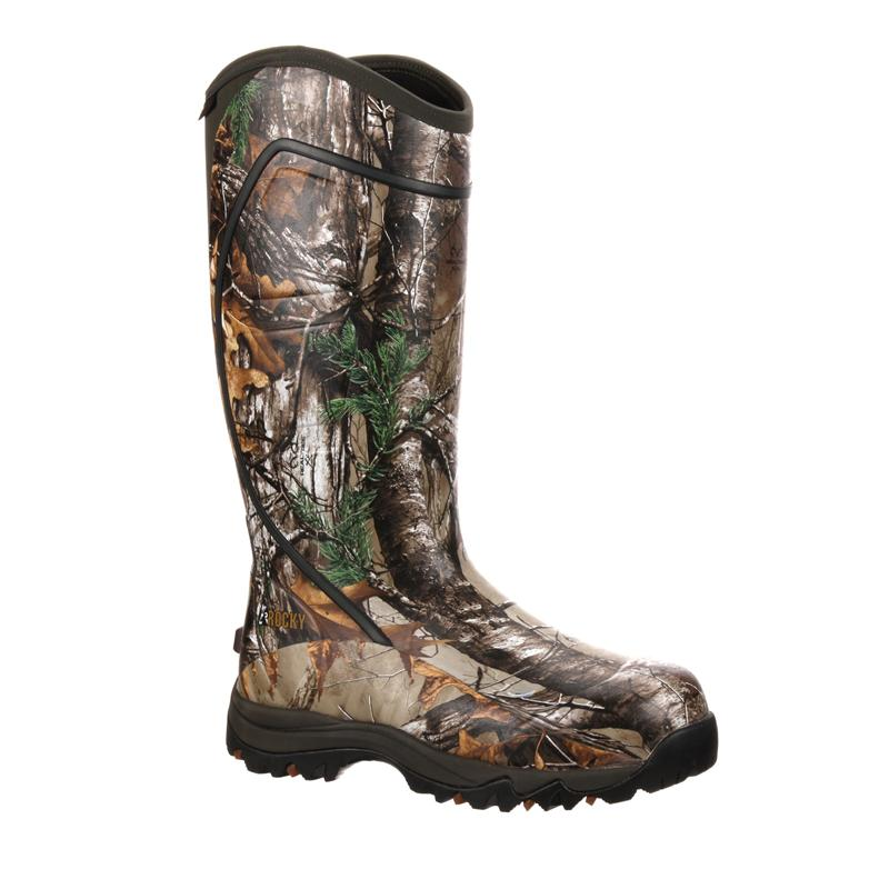 Rocky Rkys060 Core Waterproof Insulated Rubber Outdoor Boot