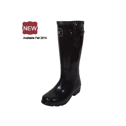 Perfect Nature Breeze Womenu0026#39;s Duck Lace Up MId Calf Padded Mud Rubber Boot | EBay